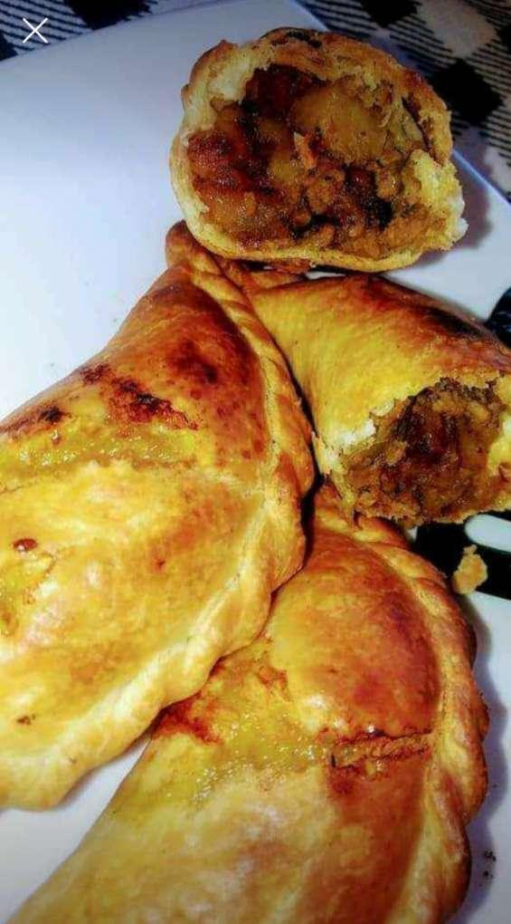 Empanadas argentinas para hornear, freir o air fryer